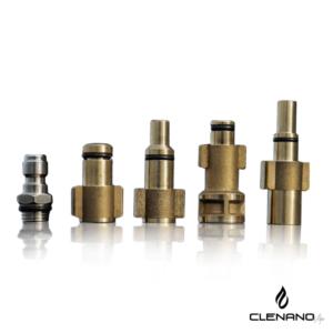 Overige merk Snelkoppelingen Set - Black&Decker Adapter - Cavor Adapter - Bosch Adapter - 1/4