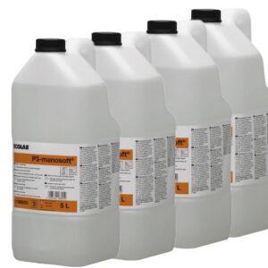 ECOLAB P3 Manosoft (4x5L =20 Liter) Voordeelpakket Milde handreiniger
