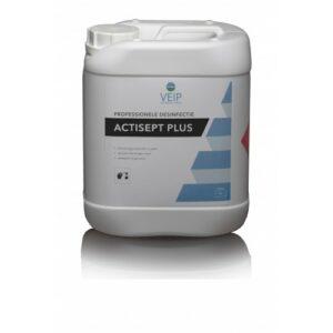 5L Actisept desinfectiemiddel navulverpakking
