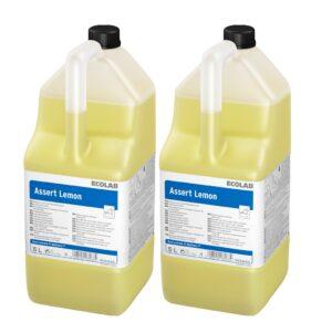 Eco Handafwasmiddel (2x5L – 10 liter) Ecolab Assert Lemon