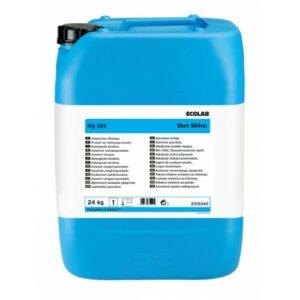 Ecolab MIB SMX is een vloeibaar sterk alkalisch reinigingsmiddel