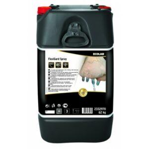 Ecolab FlexiGard Spray 62 Kg - Filmvormend nabehandelingsmiddel