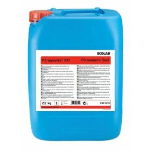Ecolab P3 Aquanta Oxi is een vloeibaar reinigingsmiddel geschikt voor circulatiereiniging.