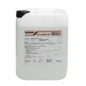 Ecolab P3-Incidin 03 Ontsmettingsmiddel 10 kg