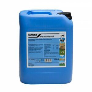 Ecolab Desinfectiemiddel P3-Incidin 05 – 13 kg