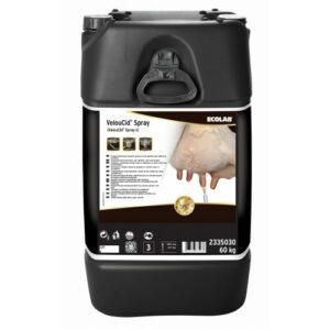 Ecolab Veloucid spray 60 kg – Beschermende filmlaag